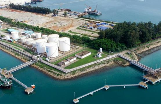 Transport Pressure Steel Tank  to Malaysia (Kuantan, Malaysia)