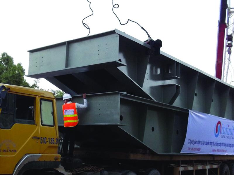 vận chuyển cho dự án thuỷ điện